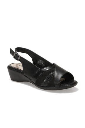 Polaris 162026.Z1FX Siyah Kadın Sandalet 101020215