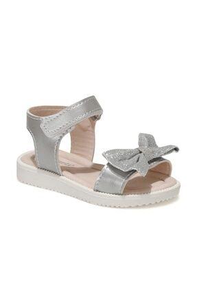 Polaris 615236.B1FX Gümüş Kız Çocuk Sandalet 101024277