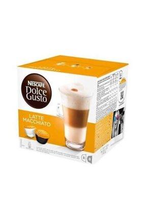 Nescafe Dolce Gusto Latte Macchiato 16 Kapsül 3 Adet