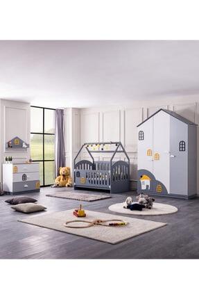 Setay Bebek Odası Dolce Montessori Bebek Odası 3lü Takım