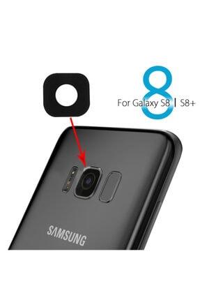 Samsung Galaxy S8-s8 Plus Için Sadece Kamera Lens - Siyah