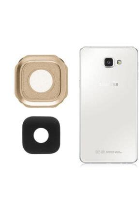 Samsung Galaxy A9 A910 (2016) Için Kamera Lens Kapak