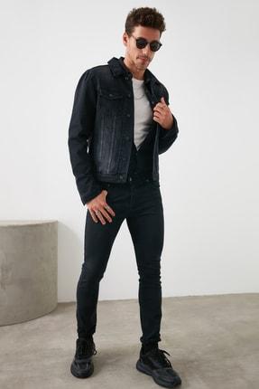TRENDYOL MAN Siyah Erkek Skinny Jeans TMNAW20JE0211