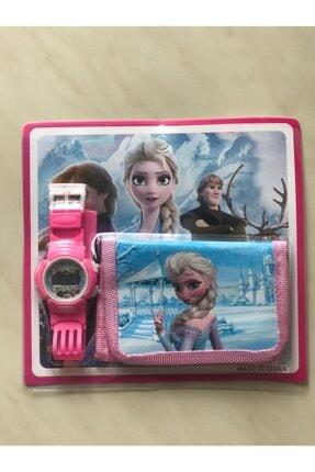 Frozen Elsa Saat, Cüzdan