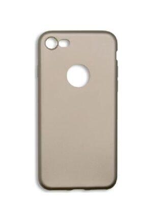 Sunix Iphone 8 Oil Ruber Silikon Kılıf Gold