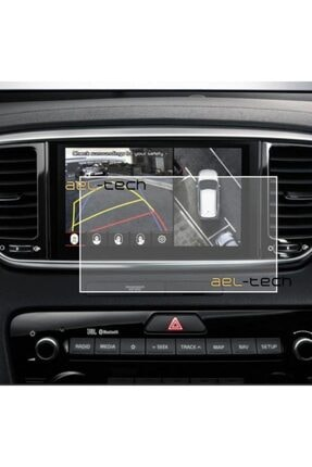 OLED GARAJ Kia Yeni Sportage 8 Inç Navigasyon Temperli Nano Ekran Koruyucu