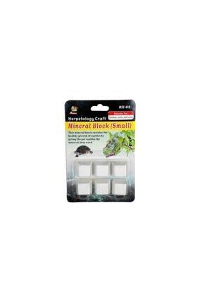 Percell Sürüngenler Ve Kaplumbağa Için Mineral Blok 6 Adet Rx-62