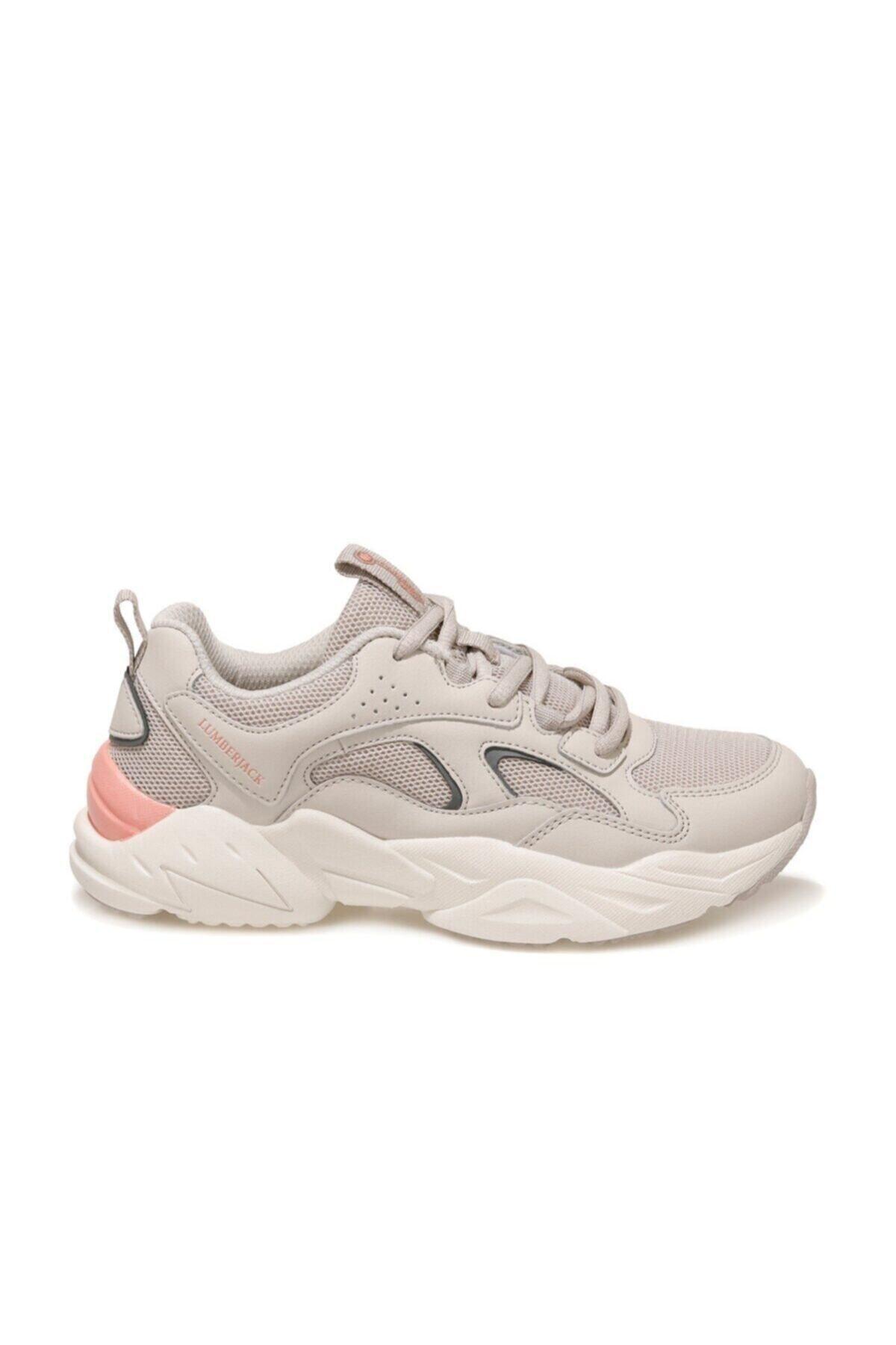 lumberjack DAKOTA Kum Rengi Kadın Sneaker Ayakkabı 100587148 2