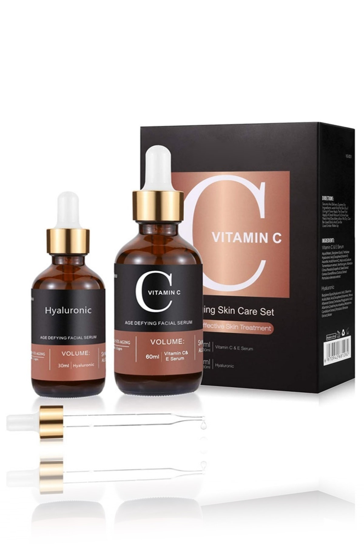 Pure Vitamin C Serum Set 1