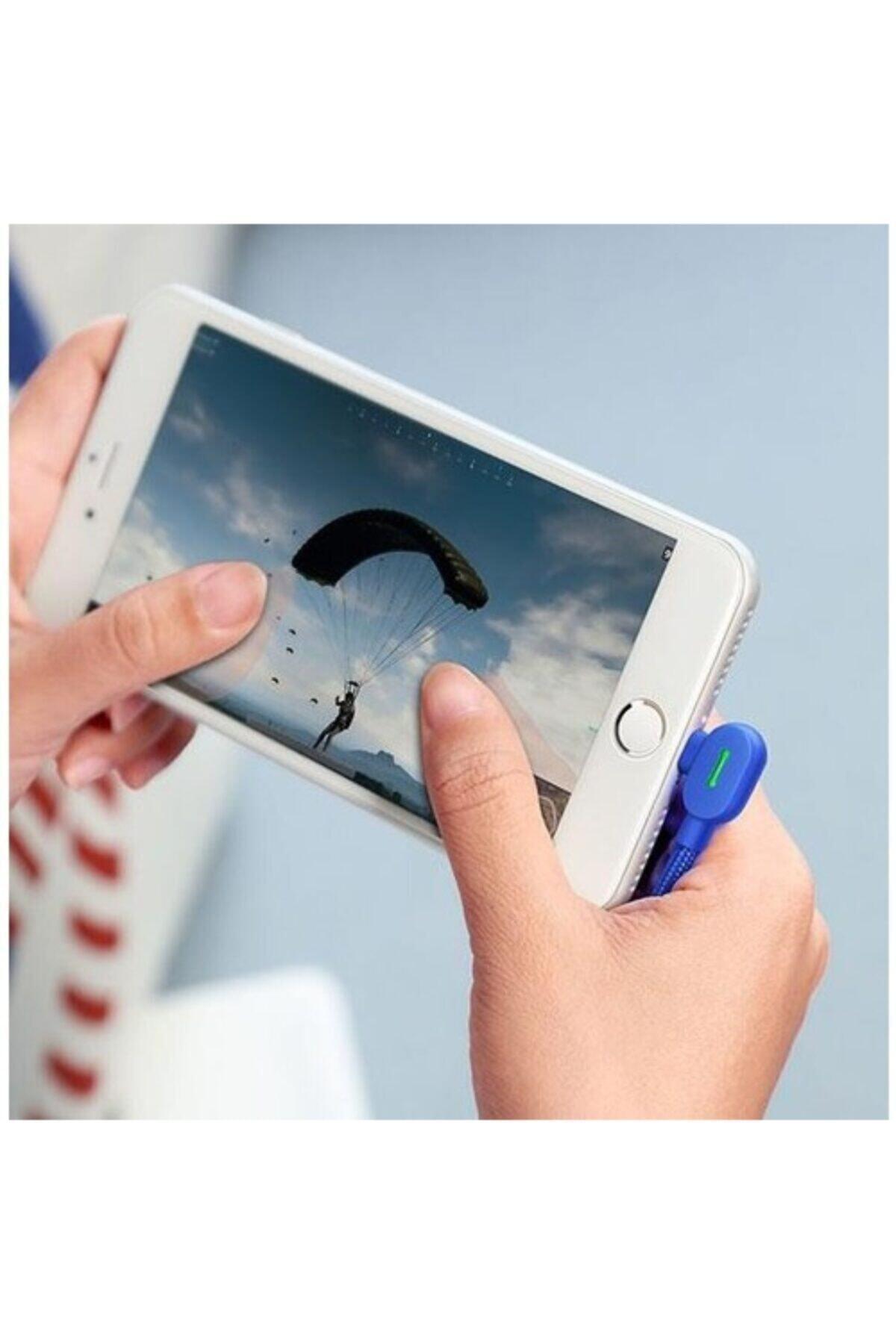 Mcdodo Mavi Iphone Uyumlu Data Ve Şarj Kablosu Ca-4678 1.8 mt 2