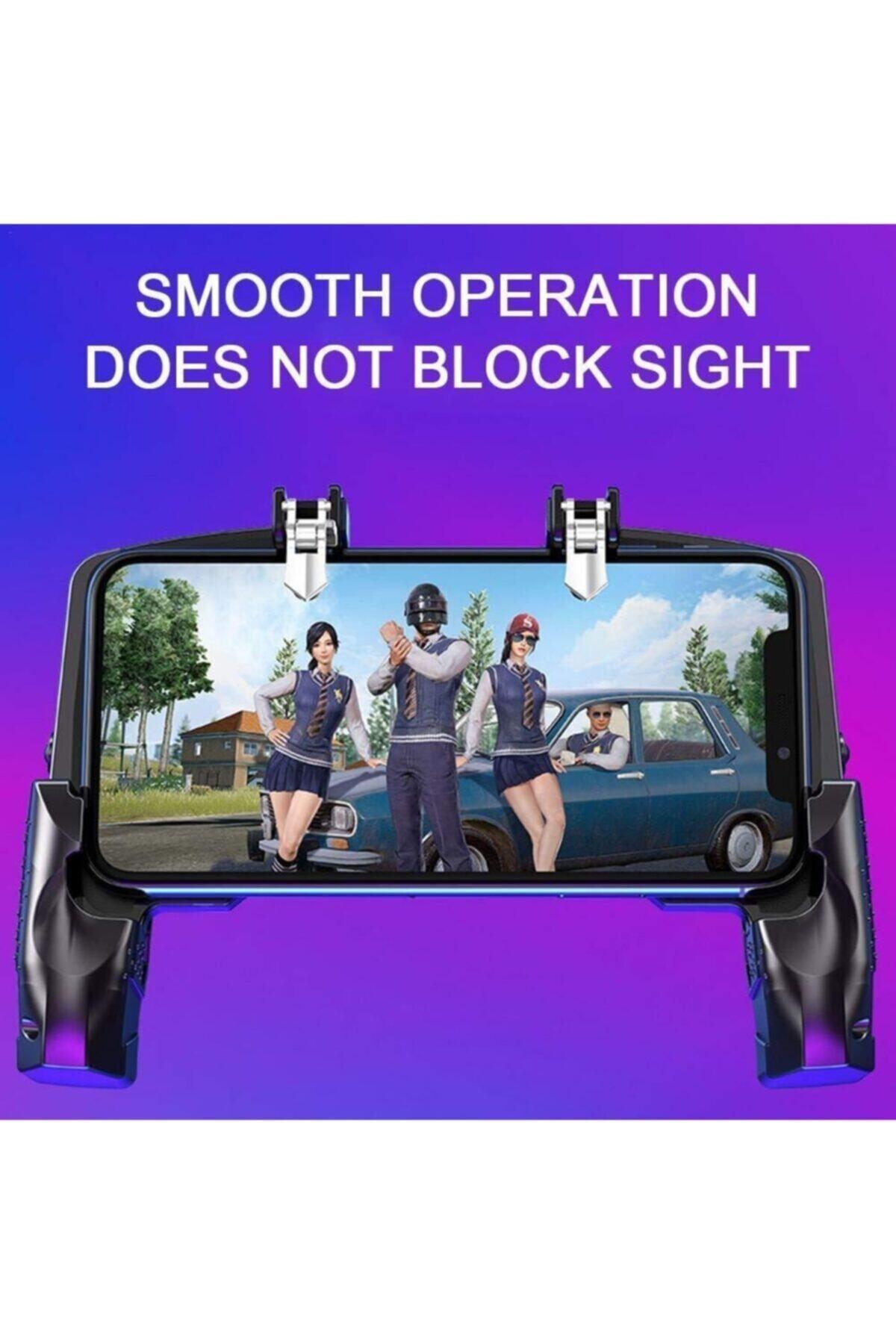 Aydurmaz Silah Kabzası Tasarım Pubg Mobil Game Oyun Aparatı Konsolu 2