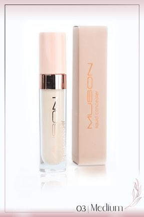 Muson Kozmetik Liquid Concealer 6 ml - Medium