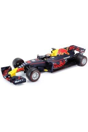 Burago Red Bull Racing Tag Heuer Rb13 Max Verstappen Formula 1 Model Araba - 1/18 Ölçek