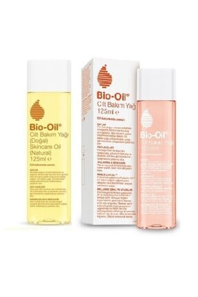 Bio-Oil 2'li Set- Natural Cilt Bakım Yağı 125 Ml + Cilt Bakım Yağı 125 Ml