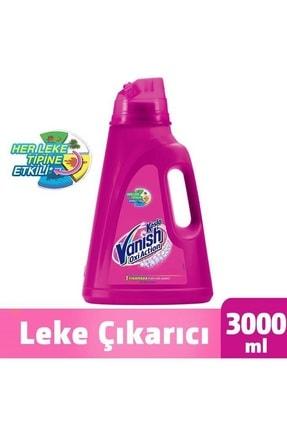 Vanish Kosla Leke Çıkarıcı Baz Sıvı 3000 ml Renkliler İçin
