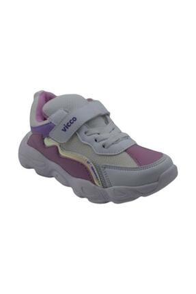 Vicco 346.F20Y.205 Beyaz Kız Çocuk Koşu Ayakkabısı 100578739