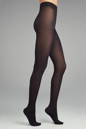 Penti Siyah Opak 50 Külotlu Çorap