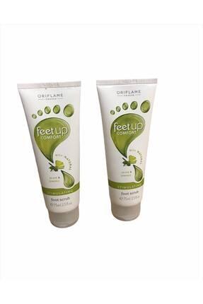 Oriflame Feet Up Comfort Besleyici Ayak Kremi 75 ml