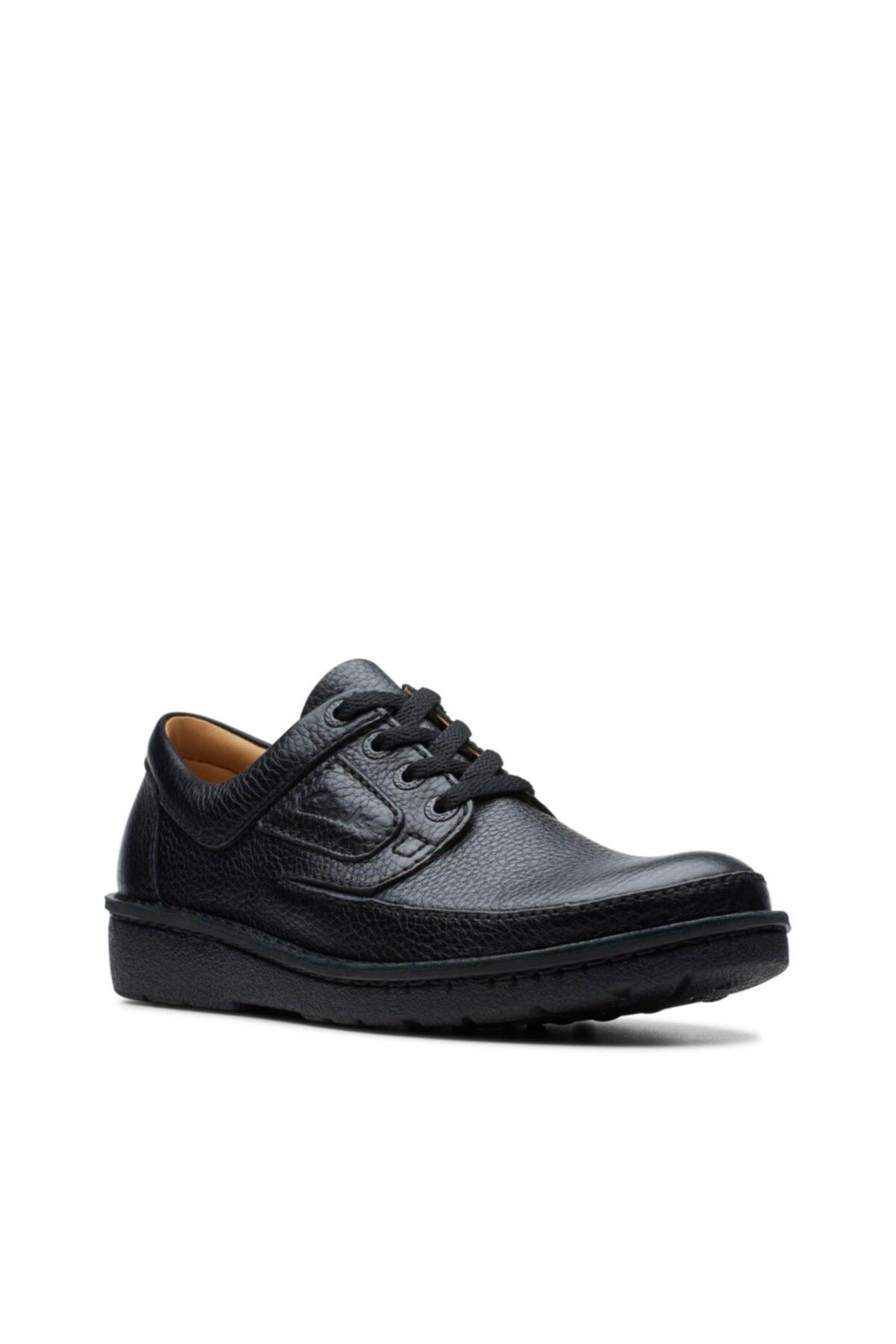 CLARKS Erkek Ayakkabı Active Air Siyah Ürün Adı Nature Iı 2