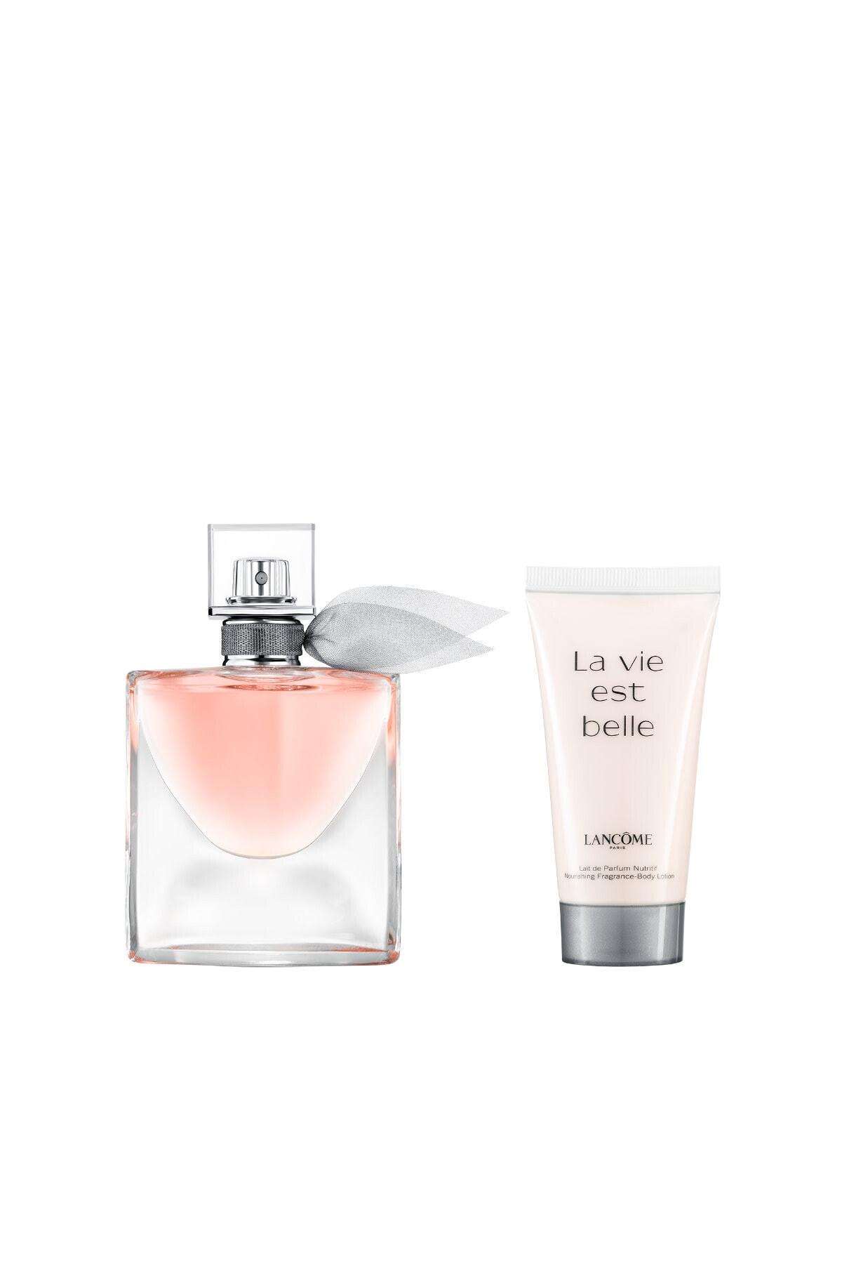 Lancome La Vie Est Belle Edp 30 ml Kadın Parfüm Seti 3614273419734 2