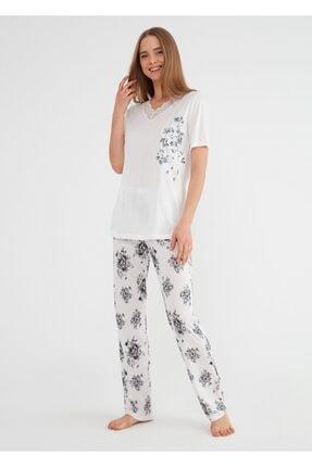 SUWEN Kadın Pijama Takımı