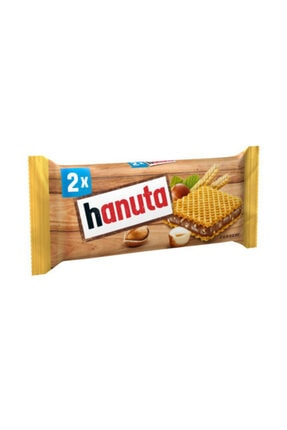 Hanuta Çikolatalı Fındıklı Gofret 2'li 44 gr Ithal Alman Gofreti
