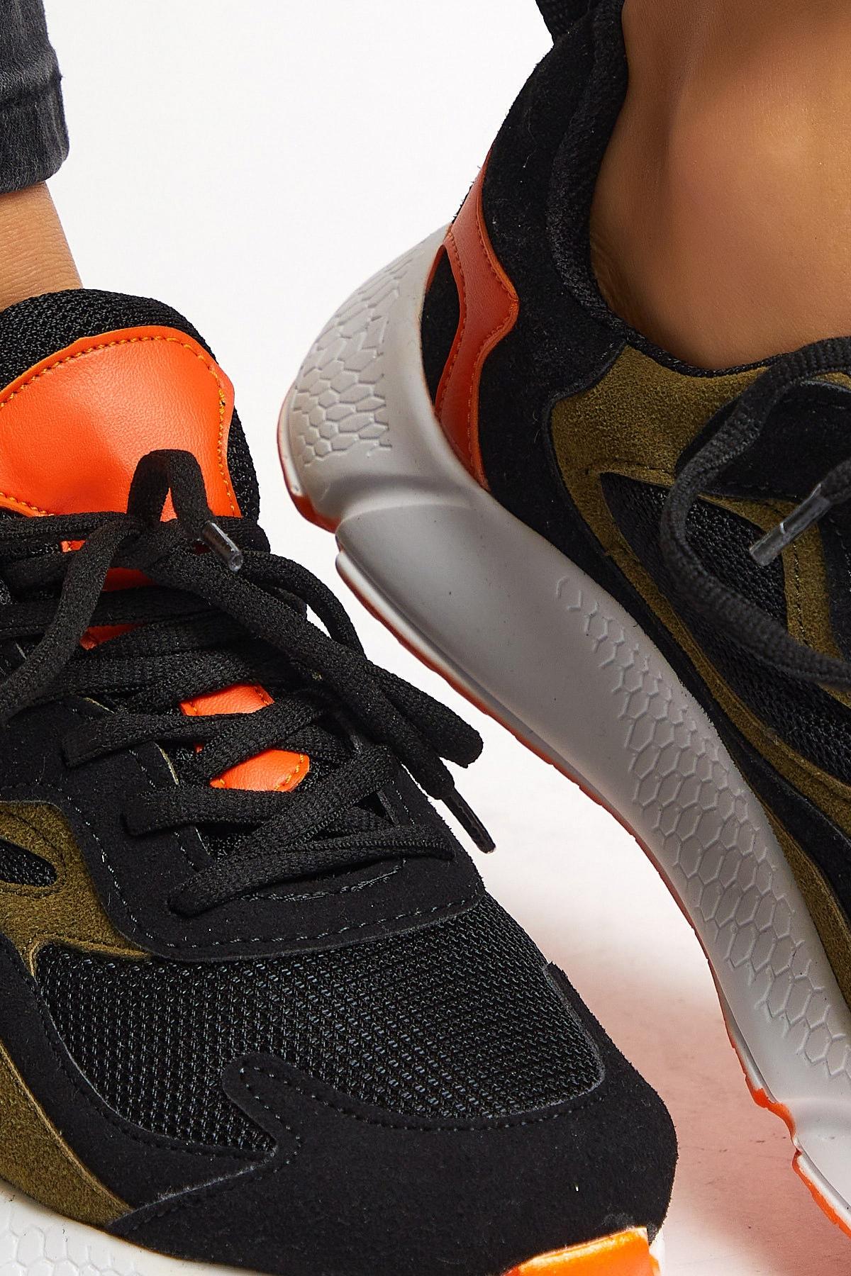 Tonny Black Unısex Spor Ayakkabı V2901 2