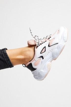 Tonny Black Kadın Spor Ayakkabı Pudra Tb288