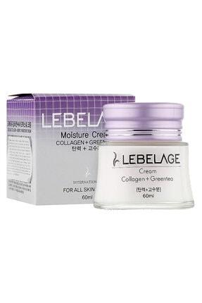 LEBELAGE Collagen, Green Tea Nemlendirici Ve Onarıcı Anti-aging Göz Çevresi Ve Yüz Kremi