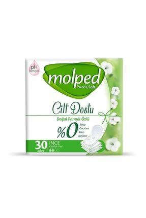 Molped Pure & Soft Cilt Dostu Çanta Paket - 30'lu
