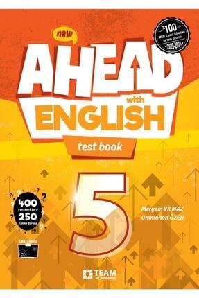 Team Elt Publishing Ahead With English 5. Sınıf Test Book
