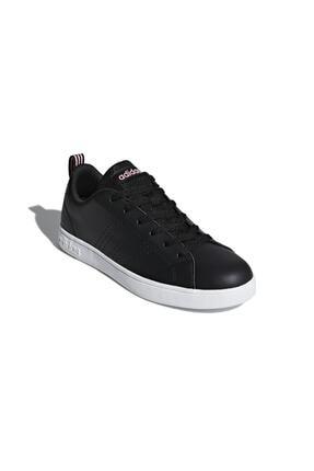 adidas VS ADVANTAGE CL Siyah Pembe Kadın Sneaker 100320956