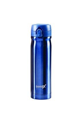 Trendix Çelik İçli Termos Matara 500ml Mavi