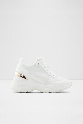 Aldo Kadın Beyaz Bağcıklı Sneaker