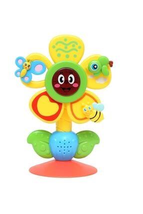 BONDİGO Döndür Oyna - Yemek Arkadaşım Sevimli Çiçek