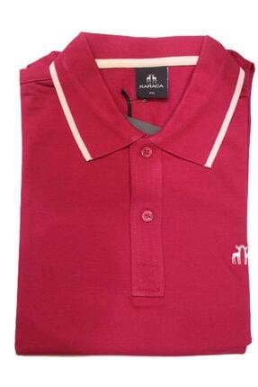 Karaca Düğmeli Polo Yaka T-shirt