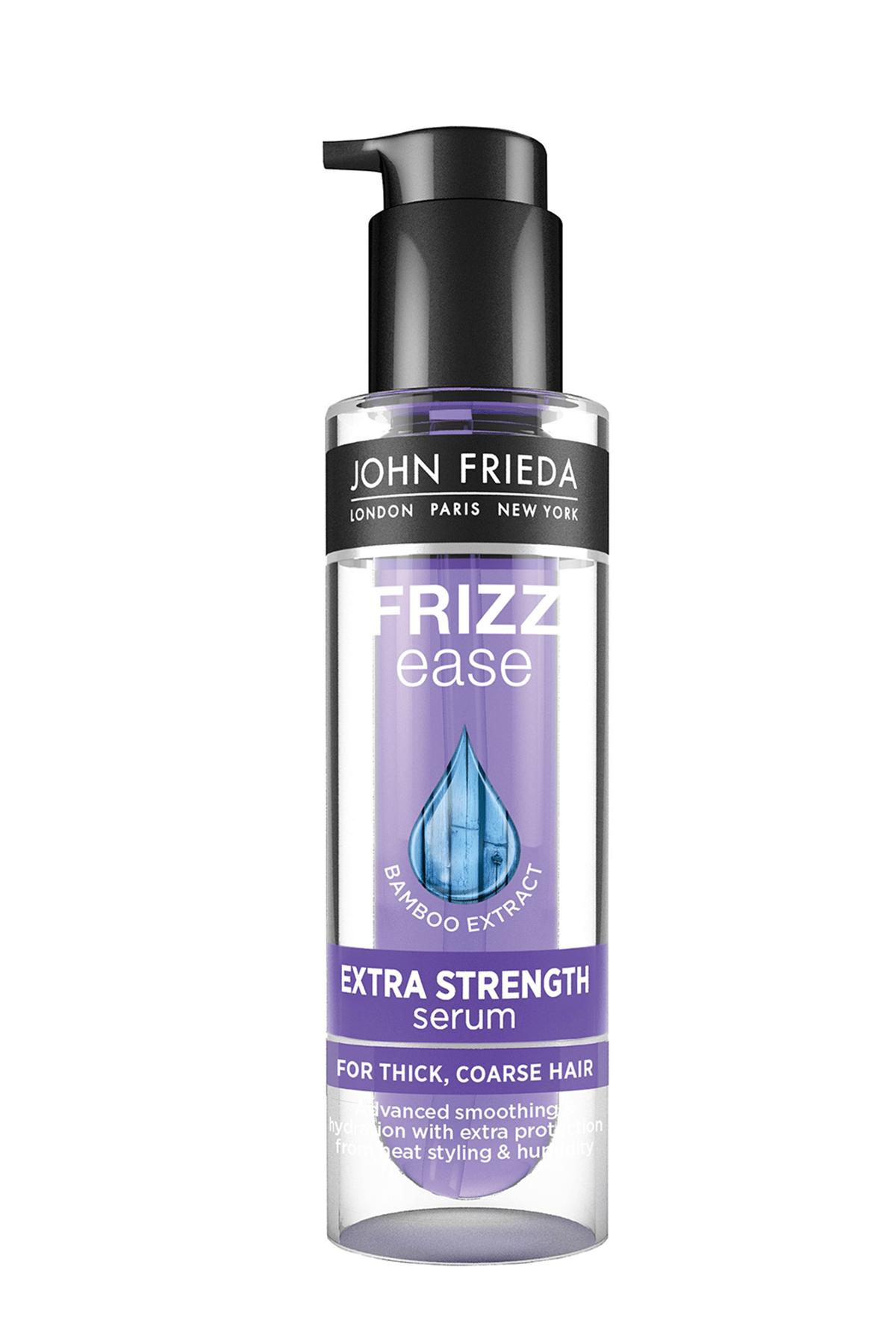 John Frieda Kalın Telli ve İnatçı Saçlar İçin Extra Güç Serum 50 ml