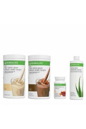 Herbalife Öğün Yerine Geçen Shake +Aleo Konsatre Içecek+ Bitkisel Konsatre Çay