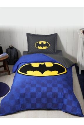 Özdilek Mavi Batman Tek Kişilik Nevresim Takımı