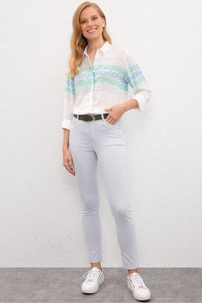 U.S. Polo Assn. Mavı Kadın Pantolon