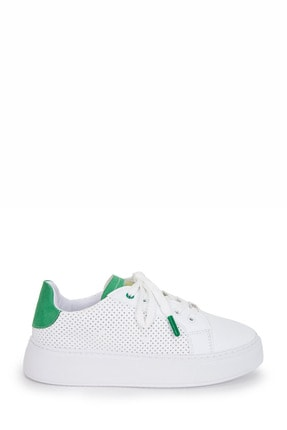U.S. Polo Assn. Yesıl Kadın Sneaker