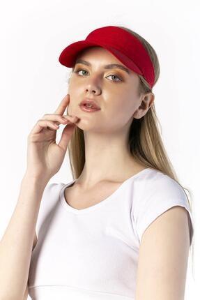 Y-London Kırmızı Tenisçi Şapkası 13363