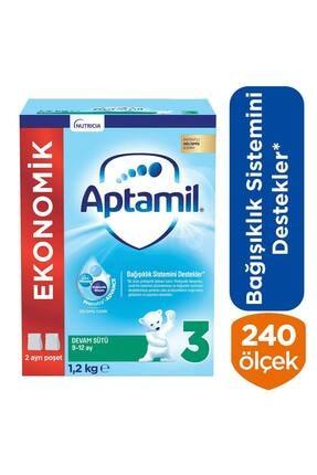 Aptamil 3 Numara Devam Sütü 1200 gr