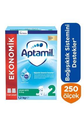 Aptamil Akıllı Kutu Devam Sütü 2 Numara 1200 gr