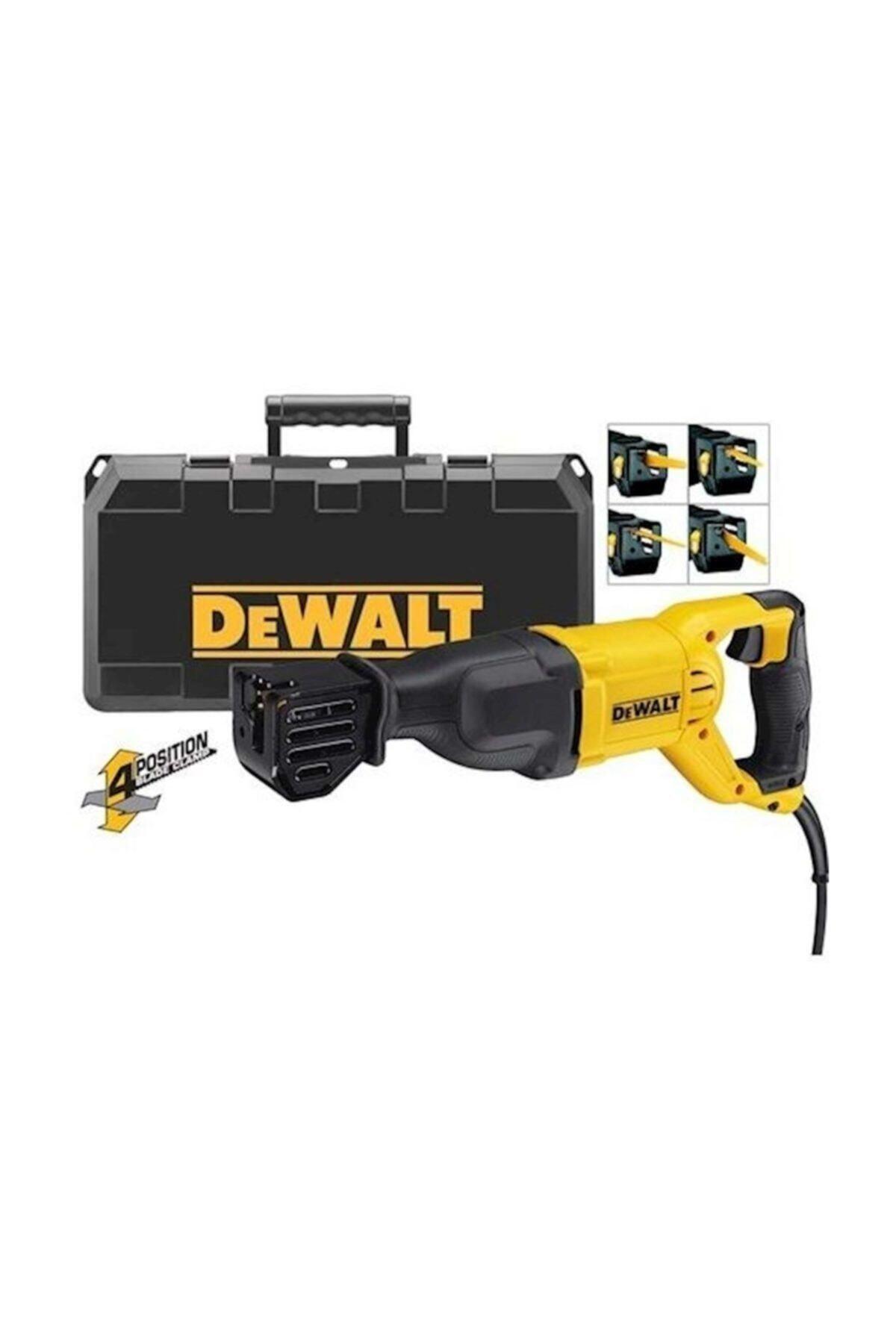 Dewalt Dwe305pk Tilki Kuyruğu Testeresi 1100 Watt 1