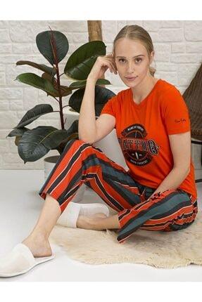 Pierre Cardin Pijama Takım Ev Kıyafeti Pc.1076