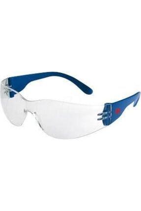 3M 2720 Şeffaf Iş Gözlüğü As/af