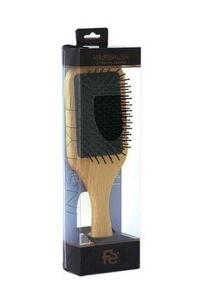 Fe Instyle Bambu Gövdeli Prosyonel Saç Açma Fırçası