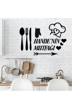 BK Home Isimli Mutfak Ahşap Duvar Süsü-1