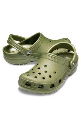 Crocs Erkek Haki Terlik